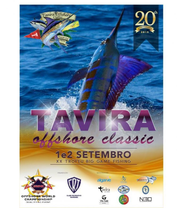 Tavira offshore classic marlin cup