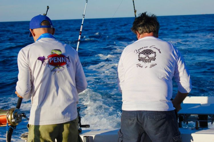 Traversée Martigues - Faro au Portugal pour xiphias big game fishing