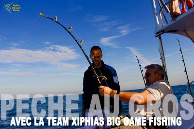 Pêche au thon avec la team Xiphias Big Game Fishing