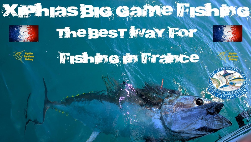 pêche au thon - pêche au gros - The best way for fishing in France