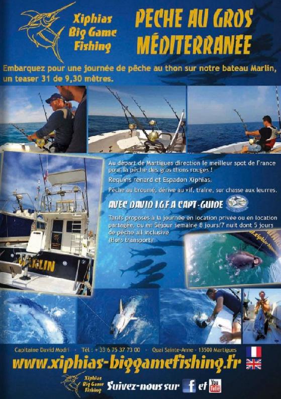 Pub Voyages de pêche