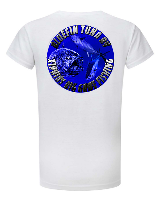 tee shirt big game fishing BFT