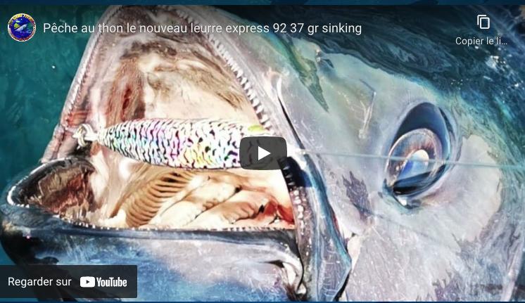 video leurre david modri express 92